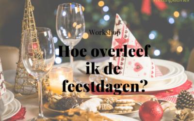 Workshop: Hoe overleef ik de feestdagen?